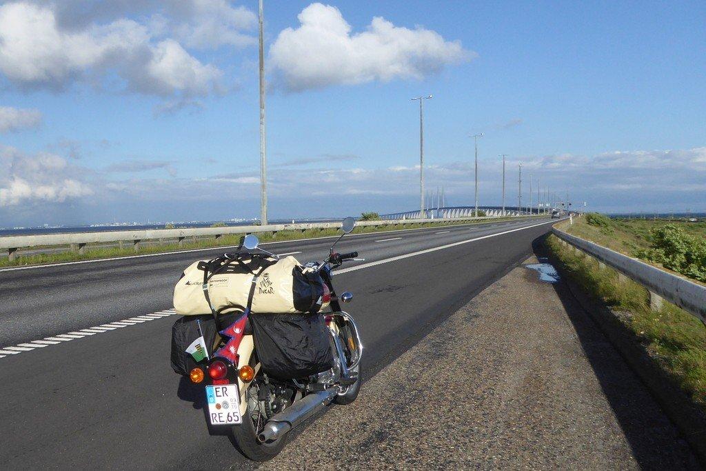 Motorradreise mit Michaela Münzberg