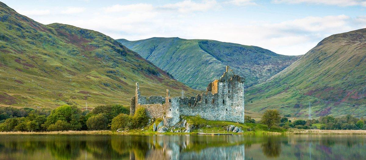 Motorrad-Reise zwischen Glens und Lochs und Castles