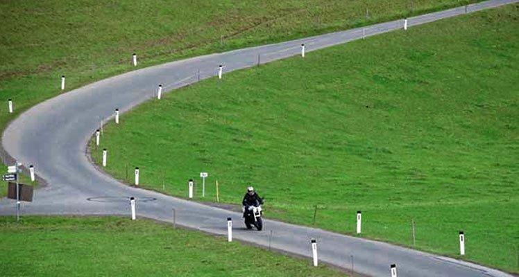 Deutschlands Alpen Bodensee Motorrad Tour