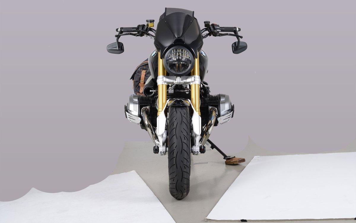 BMW R nineT – Transformation spéciale Louis