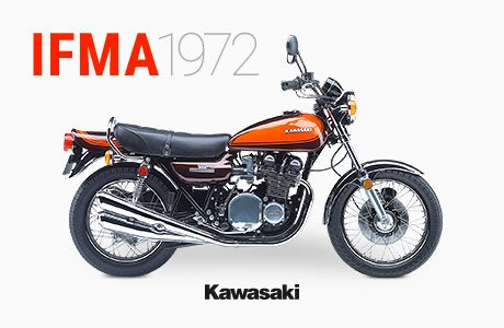 Kawasaki 900 Z1 – Da 0 a 100 km/h in 4,2 secondi