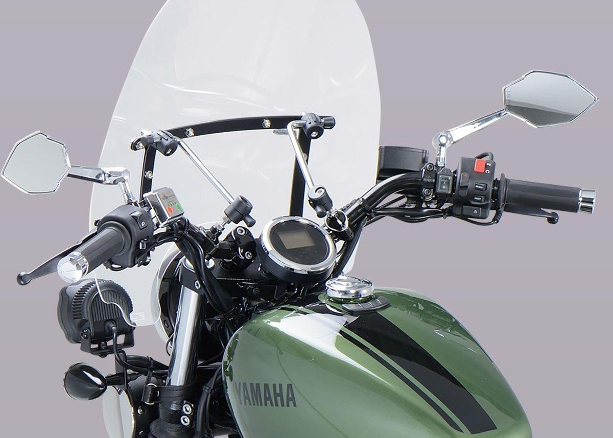 yamaha xv 950 r bolt tour louis spezial-umbau