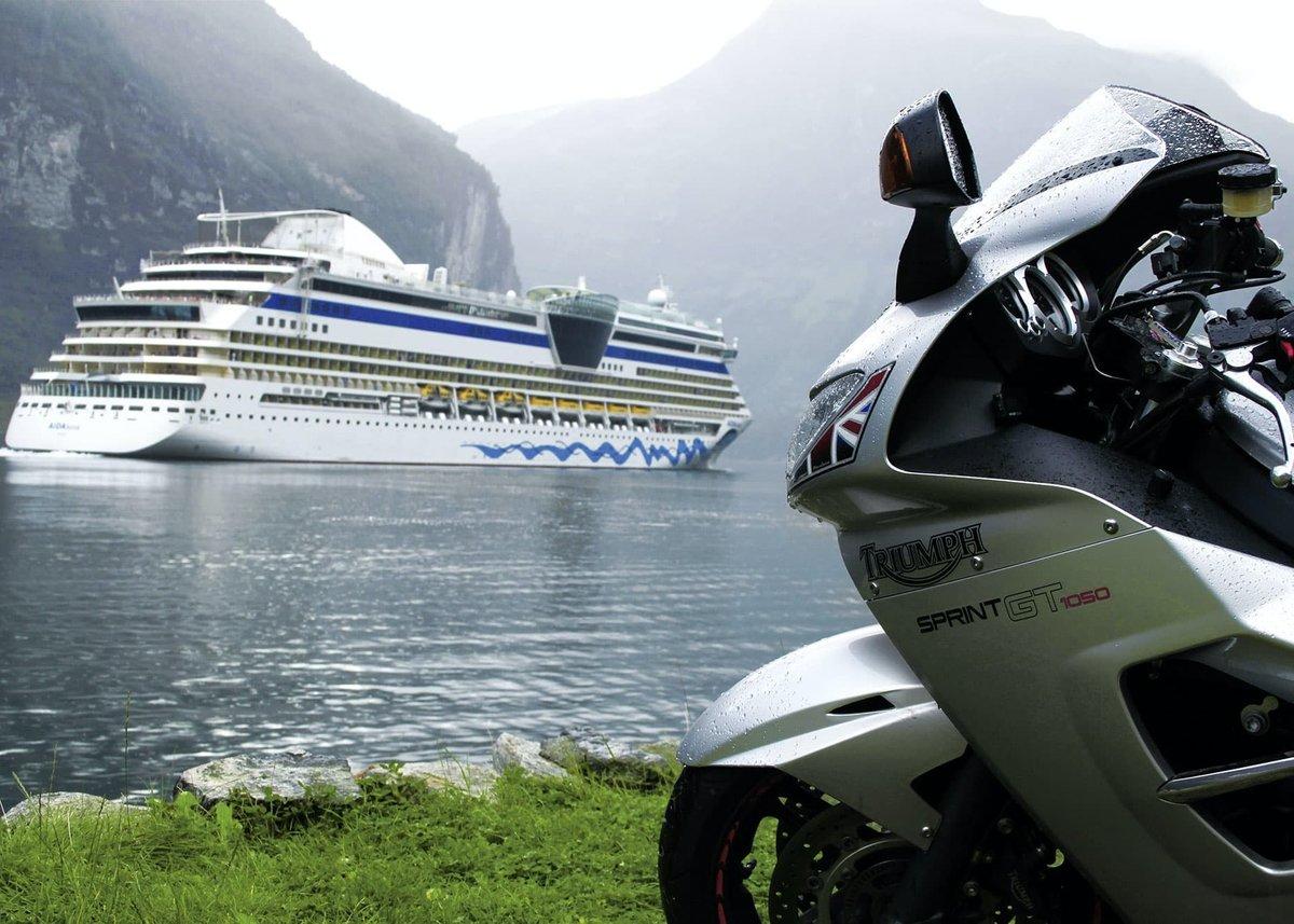 Norwegen Motorrad Tour