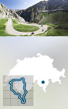Zentraleuropa, Schweiz: Kanton Tessin