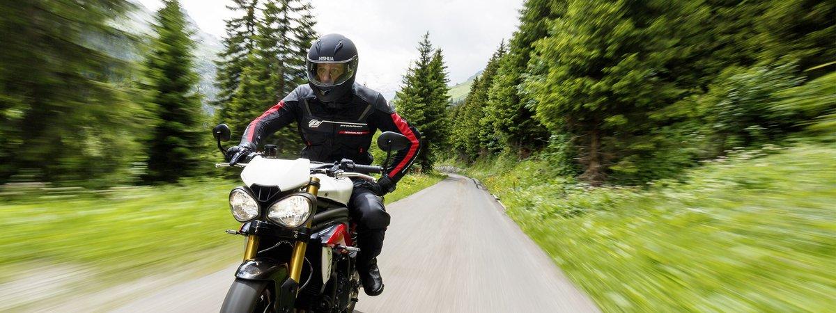 Abb. 2 – Motor, Fahrwerk und Bremsen lassen sich am besten bei einer Probefahrt beurteilen