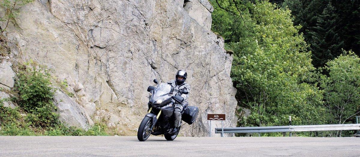 Südwesten Motorrad Tour