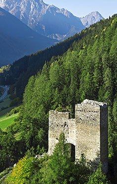 Alpine Drei-Länder-Tour