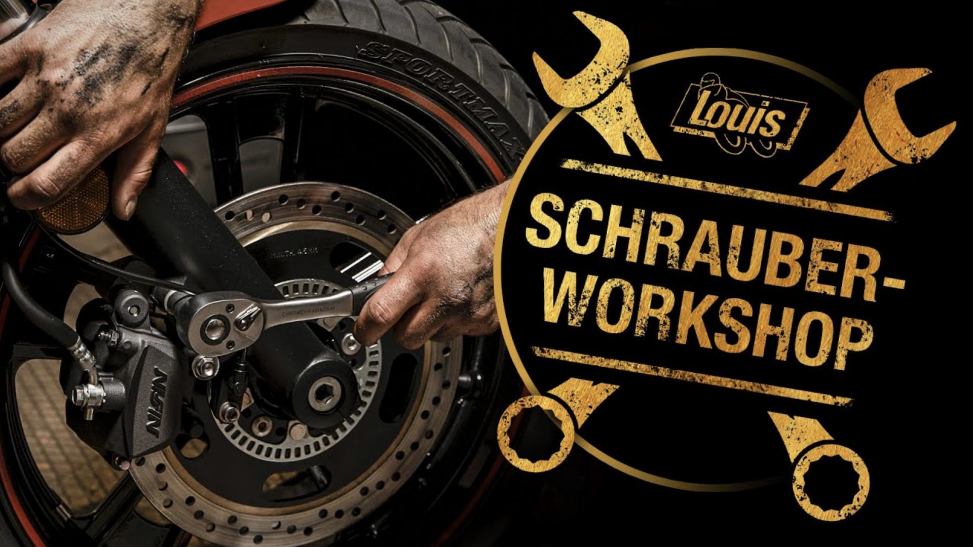 Schrauber-Workshops bei Louis!