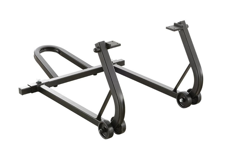 Fig. 6 d – Paddock stand