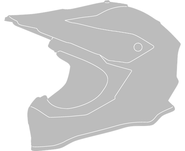 Cross-Enduro helmet