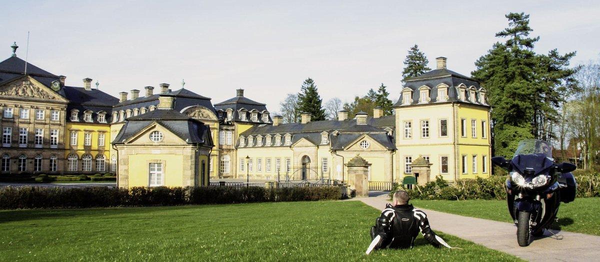 Deutschlands Westen – Rund um den Edersee Motorrad Tour