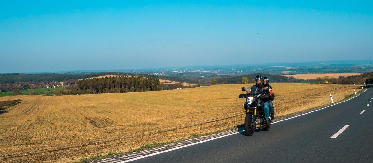 Deutschlands Osten – Vogtland Motorrad Tour