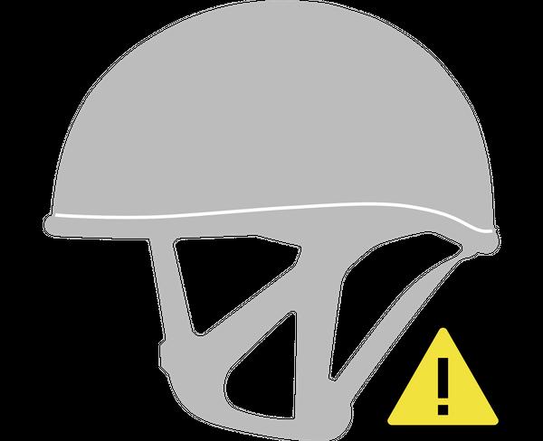 Half-shell/Skullcap helmet