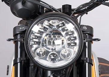 Ducati Scrambler 800 front view