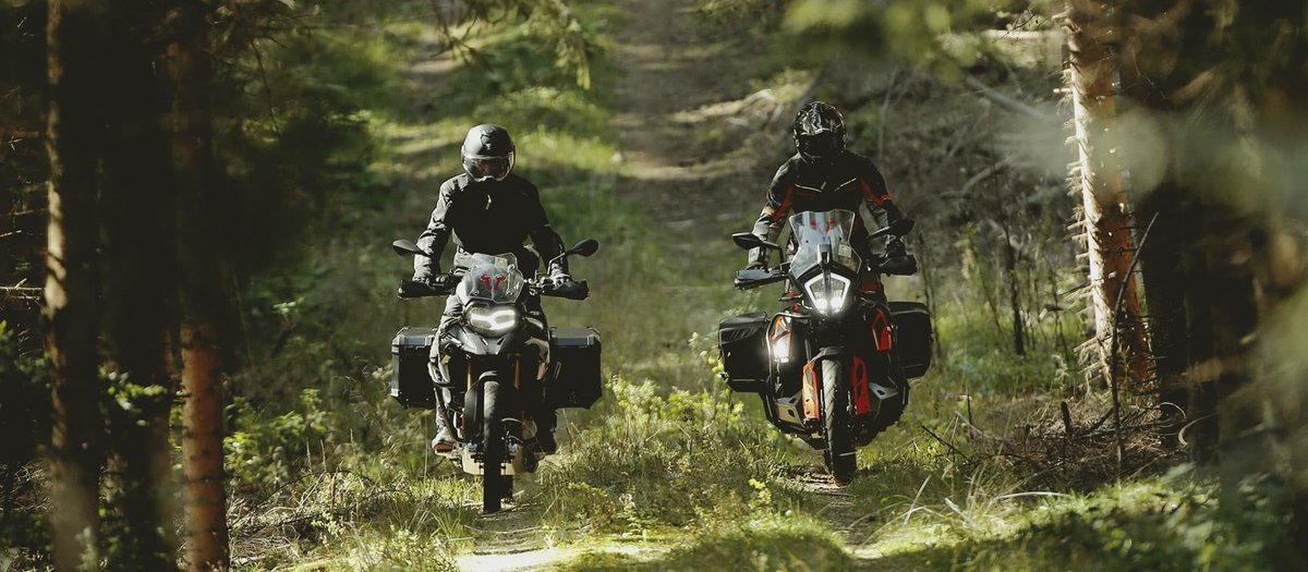 Aktionsseite über Reisen mit dem Motorrad