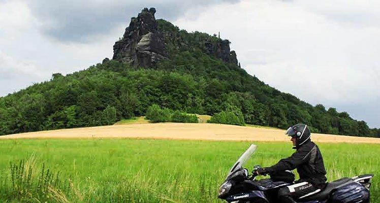 Deutschlands Osten – Elbsandsteingebirge / Dresden Motorrad Tour