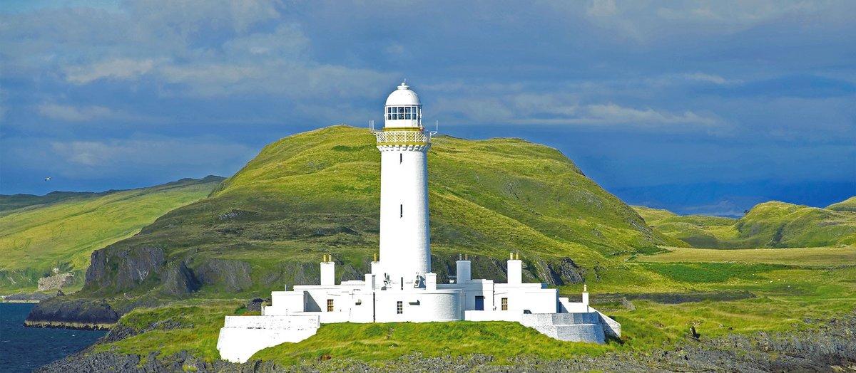 Westcoast & Highlands | Leuchtturm bei Oban