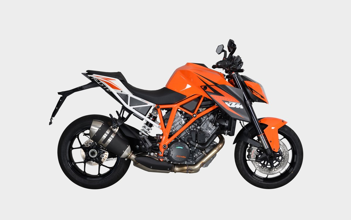 KTM 1290 Super Duke R - in original condition
