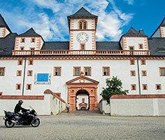 Dresden – Passau Motorrad Tour
