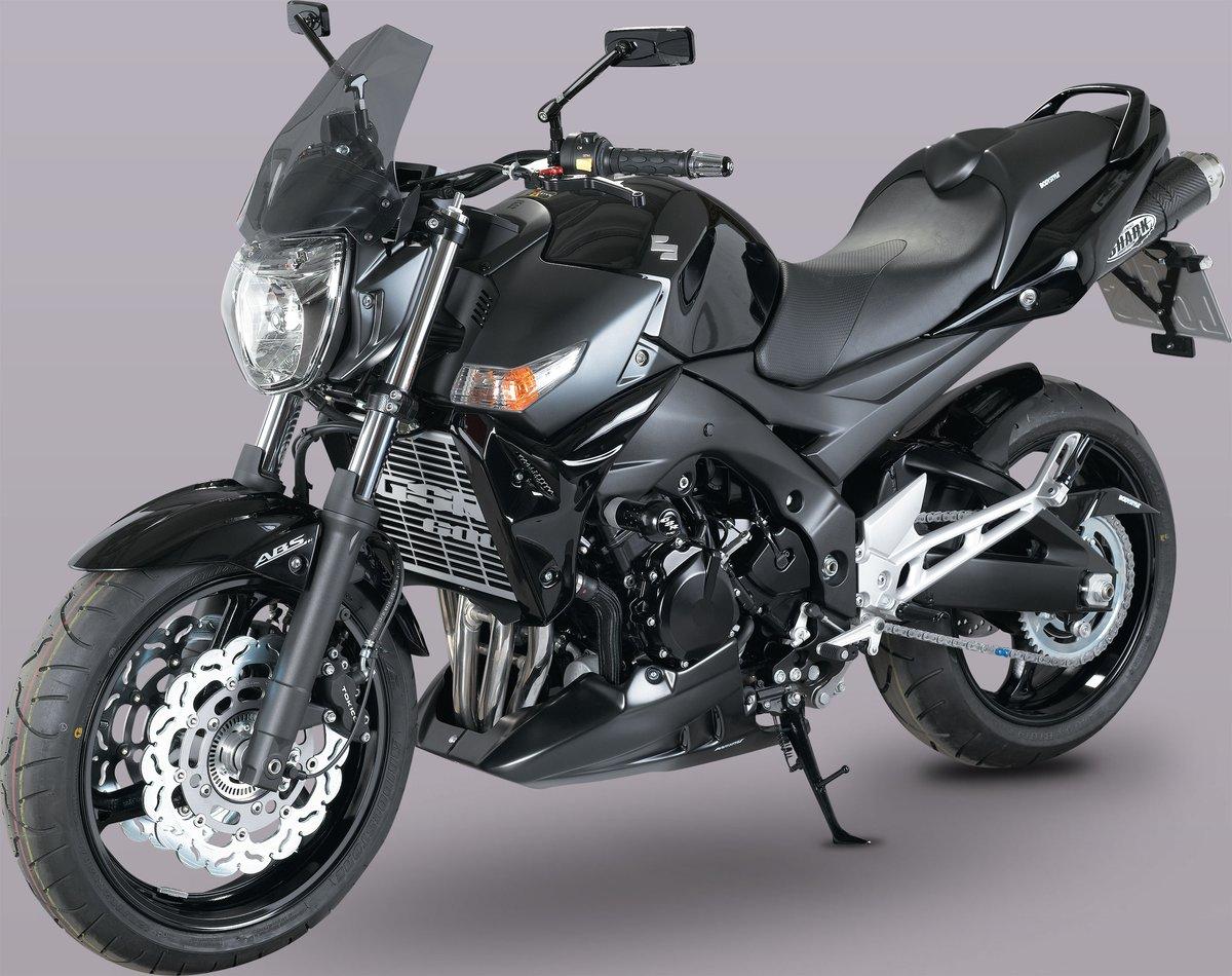 Suzuki GSR 600 Special Custom Bike | Louis motorcycle clothing and ...