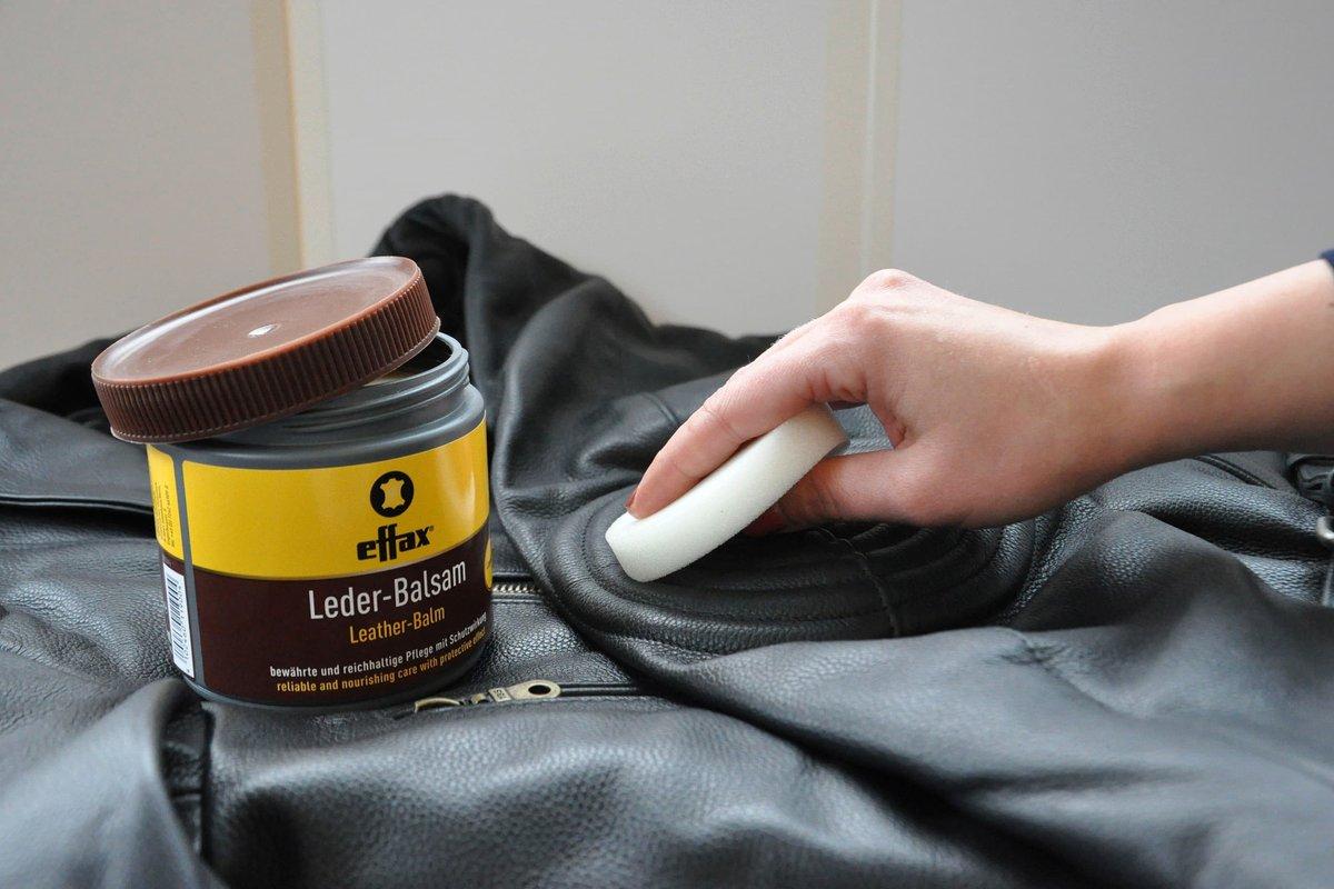 Lederpflege mit Wax