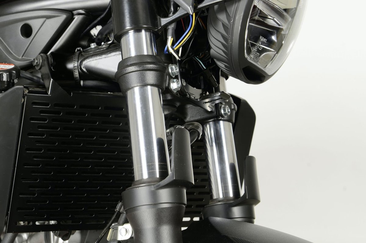 Step 6 – Is the fork still oil-tight?