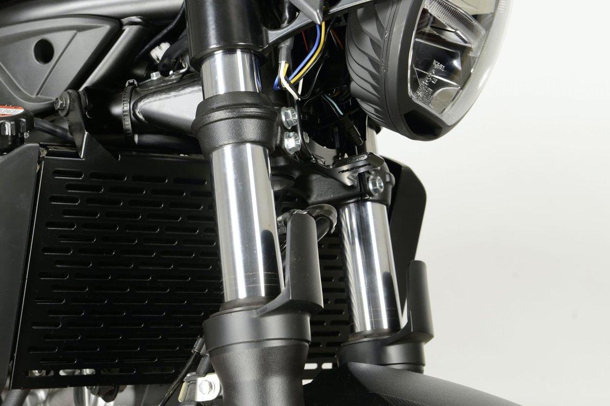 Step 6 – Gabelölsimmerringe überprüfen am Motorrad