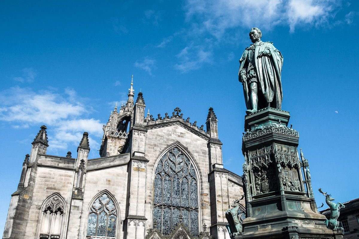 St. Giles' Cathedral| VisitScotland und Fotolia