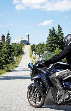 Deutschlands Osten Motorrad Tour