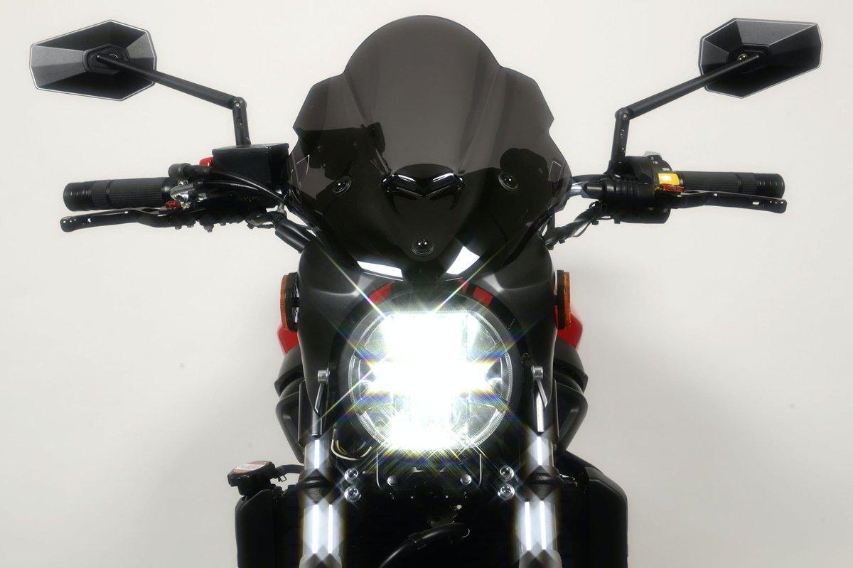 Step 3 – Licht überprüfen am Motorrad