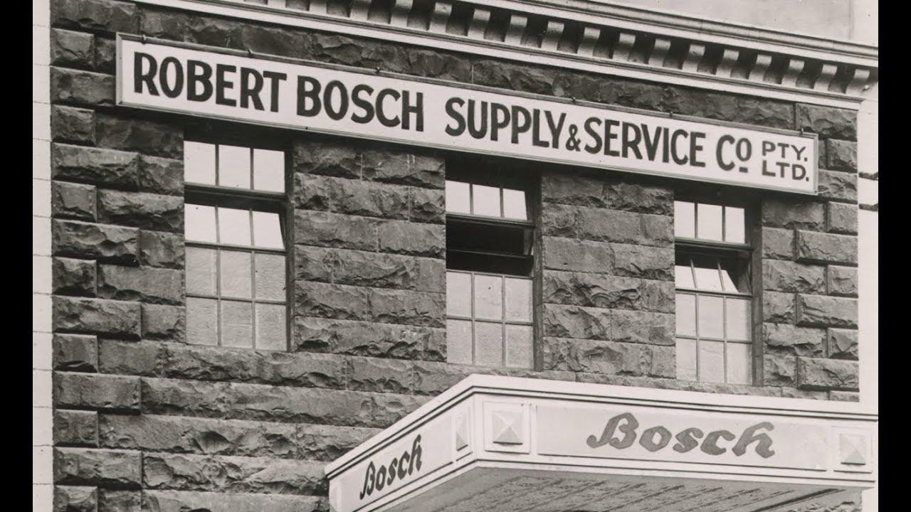 Der Weg zum internationalen Unternehmen – Bosch Geschichte