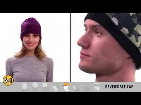 BUFF – How To Wear Polar Reversible Buff