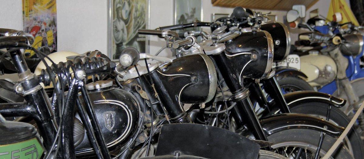 Deutschlands Westen – Westerwald Motorrad Tour