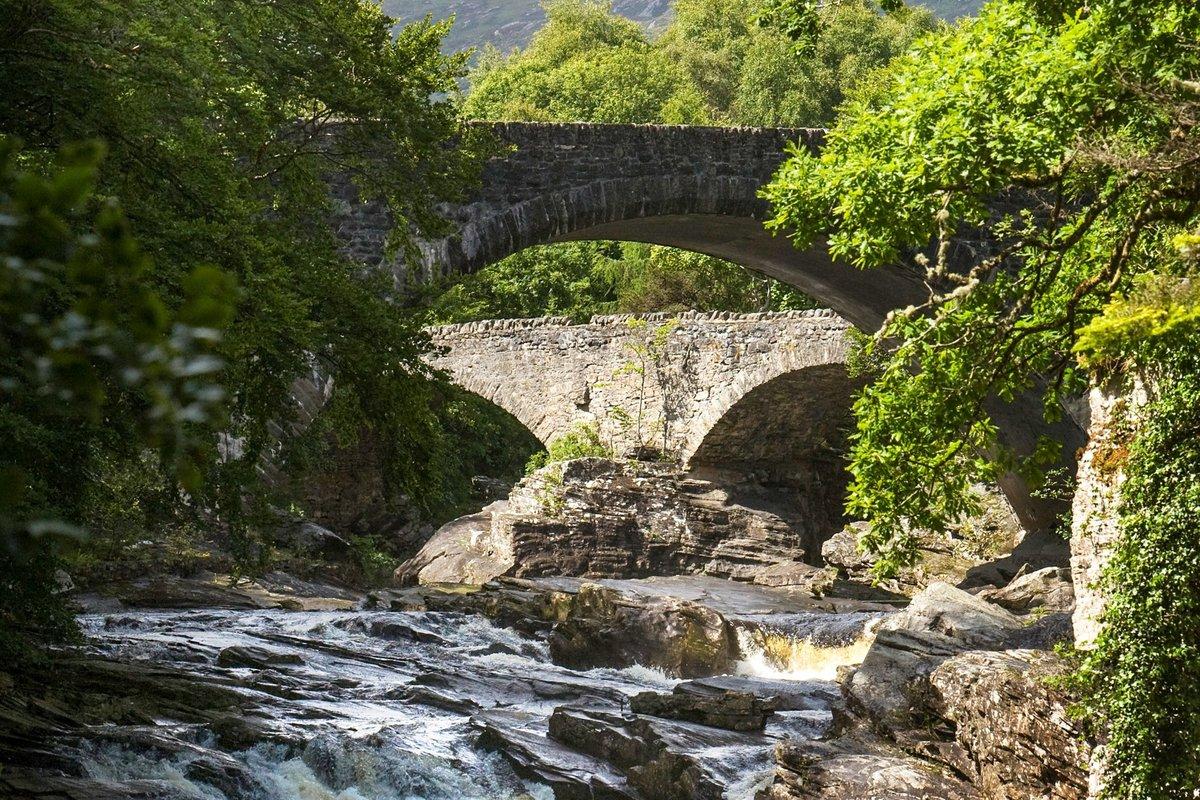 Wasserfälle von Invermoriston | VisitScotland