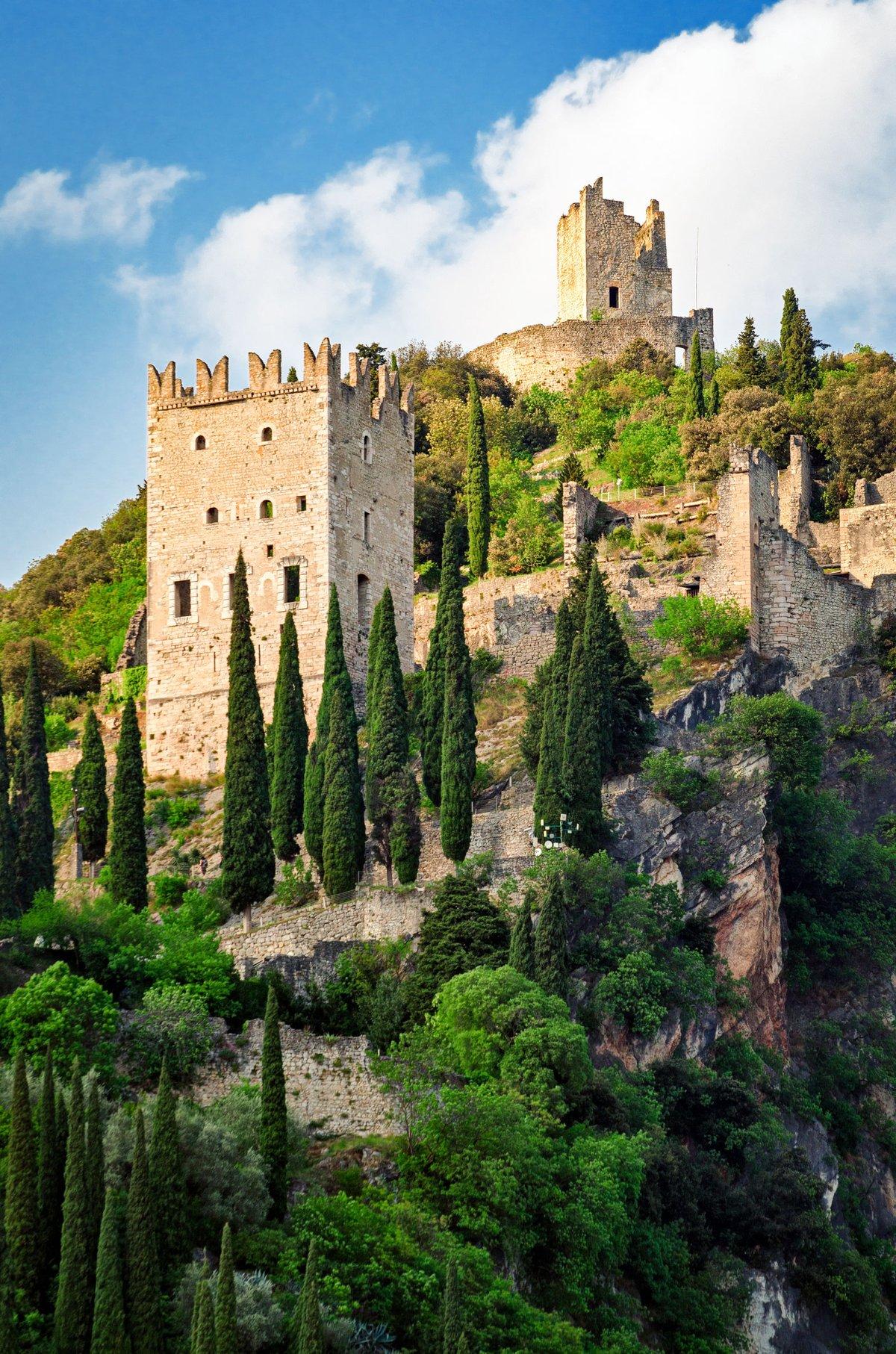 Italien: Trentiner Hausberg